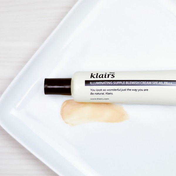 KLAIRS Illuminating Supple Blemish Cream SPF40++  ( BB Cream)
