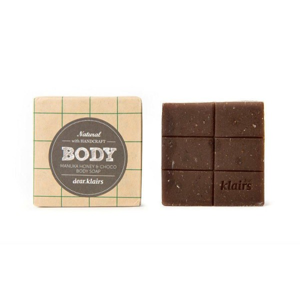 KLAIRS Manuka Honey & Choco Body Soap